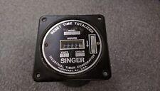 Singer Reset Time Totalizer model C-5 220V NEW RARE!