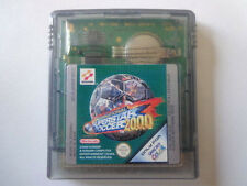 Gameboy Color Jeu-International Superstar Soccer 2000 (Module)