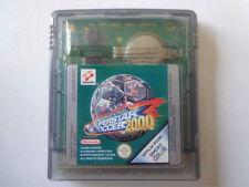 GameBoy Color Spiel - International Superstar Soccer 2000 (Modul)