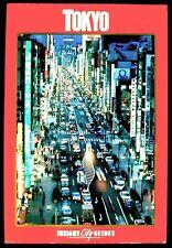 Tokyo:The Changing Profile of an Urban Giant Cybriwsky HB/DJ 1st ed. Near Fine
