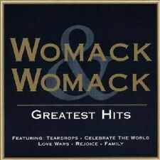 WOMACK & WOMACK - GREATEST HITS  CD NEU