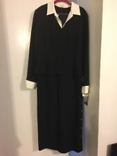 Jones New York Womens Dress Size 14 New With Tags