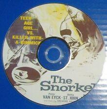GB FILM NOIR 03: THE SNORKEL 1958 Peter van Eyck
