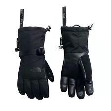 The North Face Mens 2020 Snowboard Snow Montana Etip Gore-Tex Glove Black