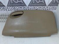 Ford F150 Glove Box 97 98 Interior Dash Tan Trim MX F75Z1506024AAE