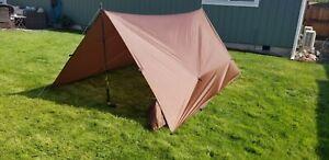 UL HIKER - Ultra Light Skyline Shelter 9' x 9'.75 Coyote Brown