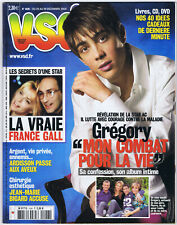 ▬►VSD 1426 GREGORY LEMARCHAL_FRANCE GALL_MEL GIBSON_THIERRY ARDISSON