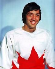 Jocelyn Guevremont team Canada 1972 8x10 Photo