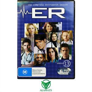 Er Season 13 DVD [T]