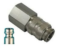 "Quick Release Valved Female Coupler 1/8""bspp Female Rectus 21KA Series"