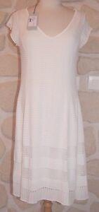Robe neuve couleur naturelle marque Eva Kayan taille 46 étiqueté à 159€