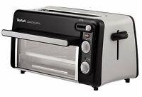 Moulinex Toast & Grill TL600830 Tostador y horno2 en 1, 1300 W. libro de recetas
