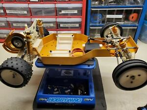 Team Associated RC10 classic A-stamp