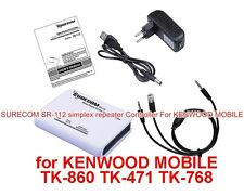 SURECOM SR-112 simplex repeater Controller For KENWOOD MOBILE (122475)