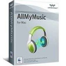 Wondershare AllMyMusic MAC lifetime dt.Vollversion Download