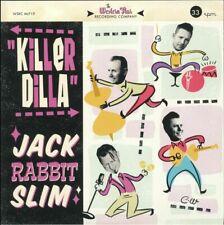 "JACK RABBIT SLIM - Killer Dilla - Vinyl (10"" coloured vinyl LP)"