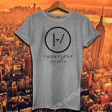 TWENTY ONE 21 PILOTS BAND Inspired Logo Tshirt All size Kids Ladies Unisex NEW