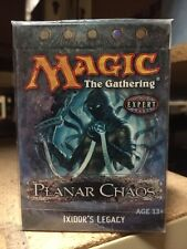 Magic The Gathering Planar Chaos Ixidor's Legacy Deck For Card Game MTG Sealed