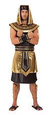 Einheitsgröße Antike #gut Ägyptischer Pharao König Erwachsene Herren Kostüm
