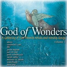 God of Wonders 1 Various Artists Audio CD