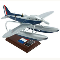 Supermarine S-6B Desk Display Model Race Seaplane Float Plane 1/20 ES Airplane