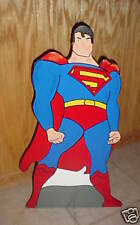 Superman stand up children's birthday party decorations supplies