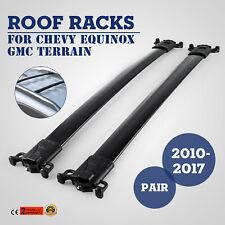 Roof Rack Rail Cross Bar For 2010-2017 Chevy Equinox / GMC Terrain #19202488