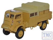 76QLB002 Oxford Diecast 1:76 Scale OO Gauge Bedford QLB 42 LAA Regt. Libya 1942