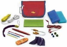 i-CON 3DS Essential Starter Kit Rainbow - Travel Bag SD Card Charger NEW