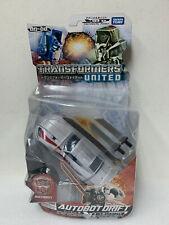 Takara Transformers United UN-08 Autobot Drift MOSC