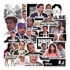The Office Stickers 30 PCs for laptop luggage sktateboard mug, USA Shipped!
