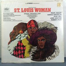 Saint Louis Woman Org Broadway Cast Capitol DW-2742 NEW & Sealed Re-Issue Stereo