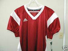 Mens Size 2Xl * Adidas * Maroon Perf Top Nwt Athletic T-Shirt Casual T-16