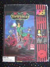 "PC DOS 3,5"": Lure Of The Temptress - sehr gut! - Virgin Interactive - Bomico"
