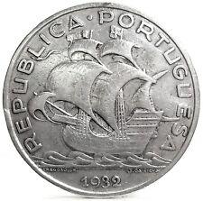 PORTUGAL (Fragoso-Da Silva) 10 Escudos 1932