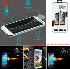 TEMPERED  GLASS SCREEN PROTECTOR for SAMSUNG GALAXY S4 MINI i9190 USA