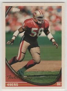 1994 Topps San Francisco 49ers football team set Super Bowl Champions!