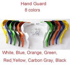 """7/8"""" 22mm Hand Guard for Kawasaki KX KLX KDX 110 85 125 250 450 Dirt Bike Pit su"""