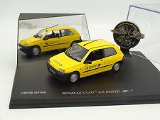 Universal Hobby UH 1/43 - Renault Clio I La Poste