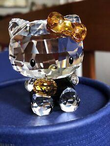 Swarovski crystal figurine Sanrio Hello Kitty Halloween 1191918