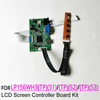 For LP156WH3 (TP)(S1)/(S2)/(S3) EDP 30-Pin 1366x768 monitor controller board kit