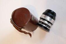SILVER/BLACK TELEFOGAR V  - 3,5/90 mm for ALTIX cam by MEYER OPTIK