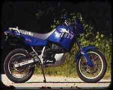 Aprilia Tuareg 600 Wind 90 A4 Metal Sign Motorbike Vintage Aged