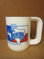 Billy Bob's Texas Mug Vintage Country Western Dancehall Souvenir Honky Tonk Rare