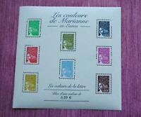 FRANCE BLOC FEUILLET N°67 NEUF **  LES COULEURS DE MARIANNE  - 2004