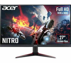 """ACER Nitro VG270bmiix Full HD 27"""" LCD Gaming Monitor IPS Panel, Freesync - sos"""