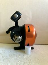 Vintage Abu-Matic 120 Svangsta Spin-Cast Fishing Reel with Manual