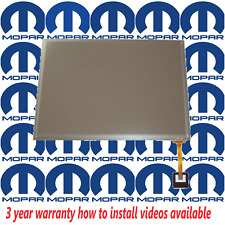 13-17 Dodge Dart Uconnect 8.4 RB5 RE2 Radio Replacement Touch-Screen Digitizer
