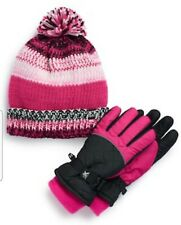 Riley Knit Hat & Glove Set ZEROXPOSUR  NWT