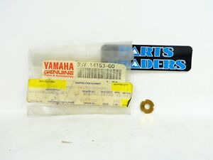 NOS Genuine Yamaha Carburetor Main Jet Washer Big Wheel BW200 Trials TY350